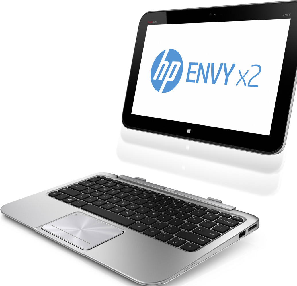 Husk at tage HP s it-eksperter Vind en HP ENVY x2 tablet PC!