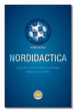 Nordidactica Journal of Humanities and Social Science Education Historiefagets forhold til redegørelse Nordidactica 2015:1 ISSN 2000-9879 The
