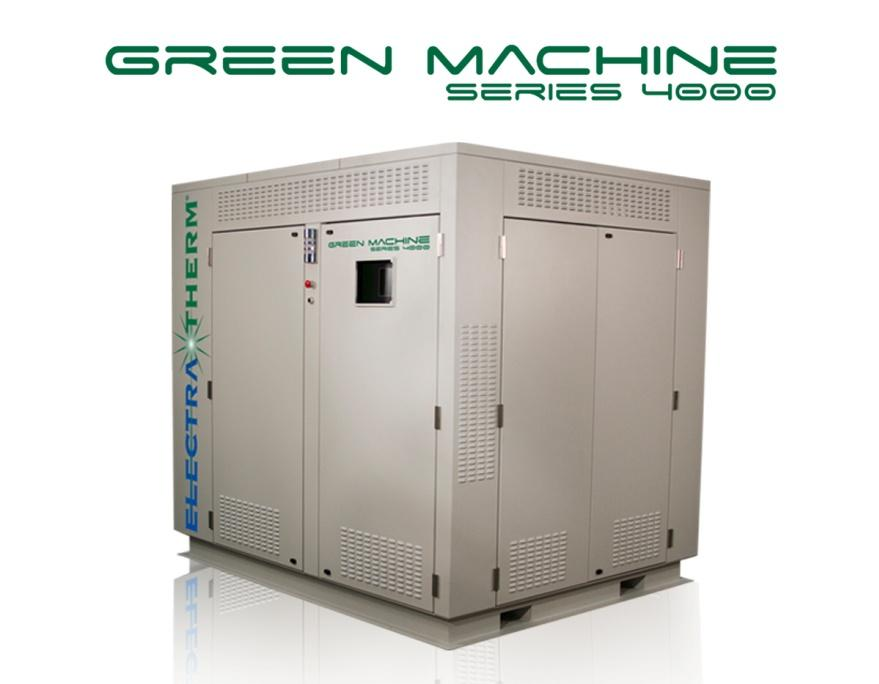 3. ElectraTherm Green Machine (ORC) og REFO FullFlex Turn-Key Dette er en unik mulighed for at co-producere
