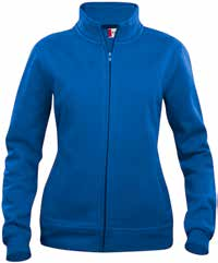 PRIS: XS-XXL: 179,- High visibility & 3XL-5XL: 199,- 35 170 95 9 99 CLIQUE BASIC CARDIGAN LADIES 021039 Slidstærk, lækker dame