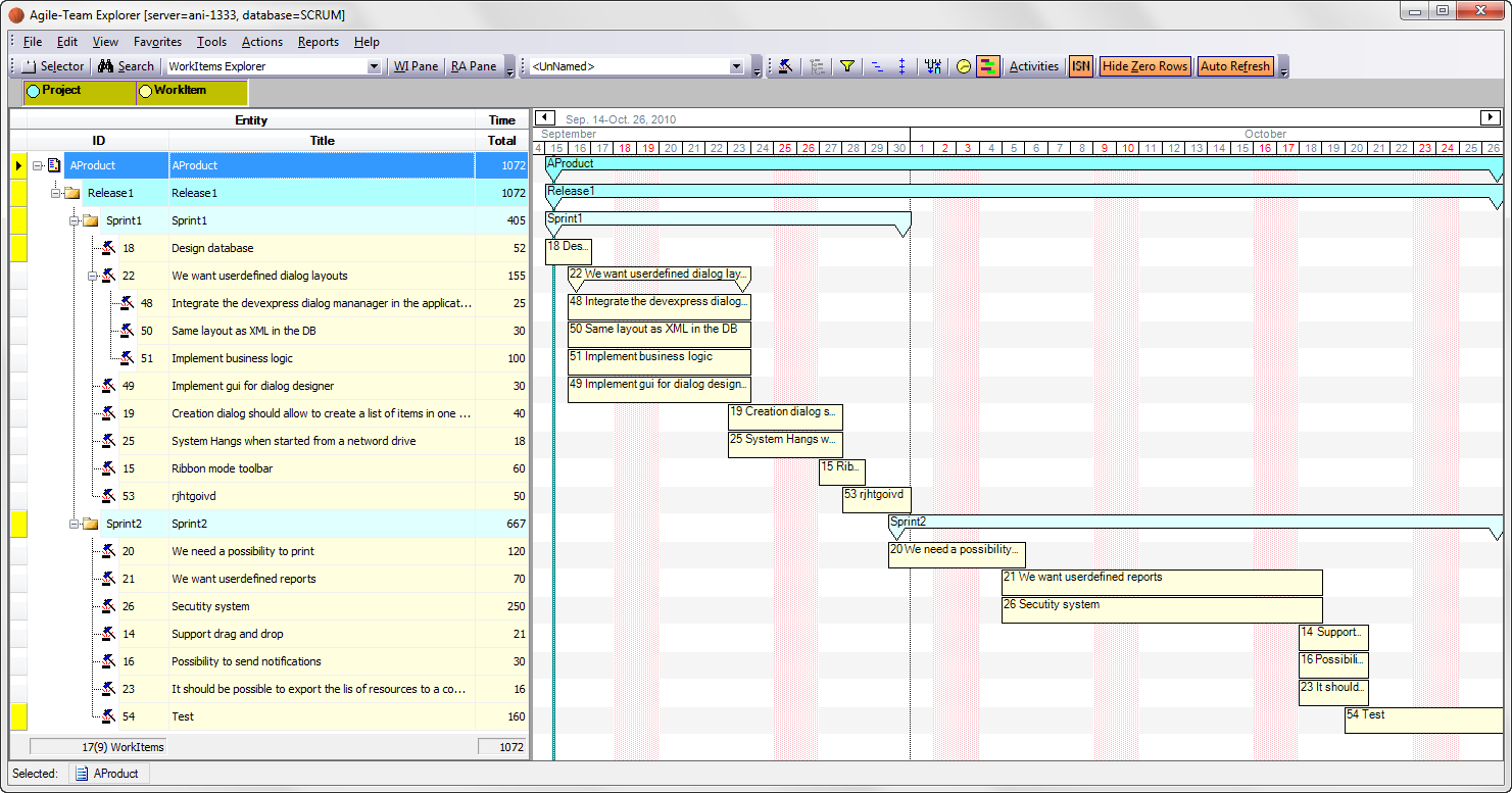 Automatic Plan Calculation The updated plan is visible to all parties in the project, enabling them to make