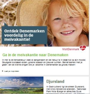 Holland Majferie 2014 (dec- april) Remarketing Remarketing Tui Facebook Promoted posts Adwords