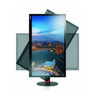 "ThinkVision Pro2840m ""LENOVO S THINKVISION 4K MONITOR IS A BREATH OF FRESH AIR."