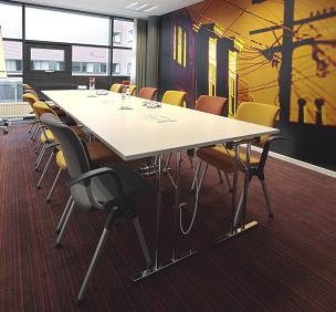 An upgraded experience SCANDIC SYDHAVNEN Meeting and