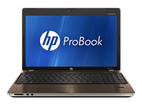 Hewlett Packard HP ProBook 4530s Core i5 2410M / 2.3 GHz 3 GB HDD 320 GB DVD±RW (±R DL) / DVD HD Graphics 3000 3G Mobilt bredbånd Gigabit Ethernet WLAN : 802.11b/g/n, Bluetooth 2.1, Bluetooth 3.