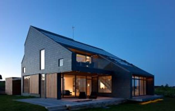 2 Solar Compleet, Home for Life, Lystrup, Denmark Description of System Concept Solar Compleet combines an air heat pump with a thermal solar collector, and produces heat for domestic heating and DHW.