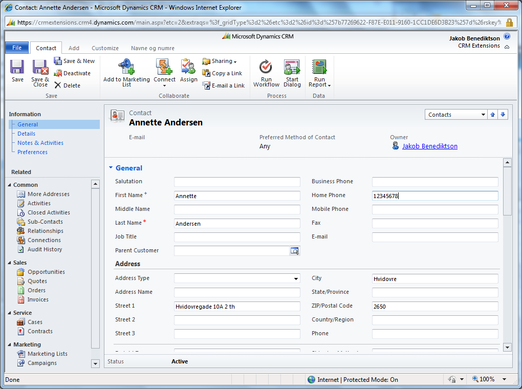 Configuration In order to gain complete output, you can export leads and send them to NN Markedsdata