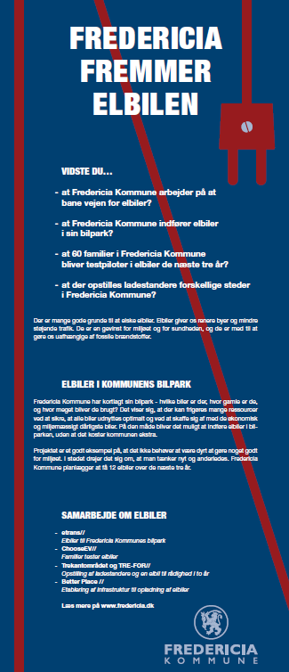 Roll-up Fredericia
