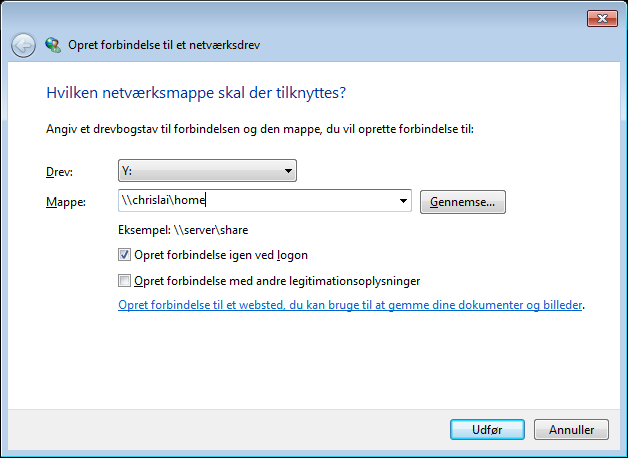 Metode 3: Brug Windows Explorer.