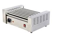 8 Varegruppe 5: Helt ny Pølse Puller Grill i emballage Helt ny Pølse Puller Grill i emballage. All stainless steel construction and rolling tube. Feature: 1) Power: 0.5KW. 2) Voltage: 220~240V.