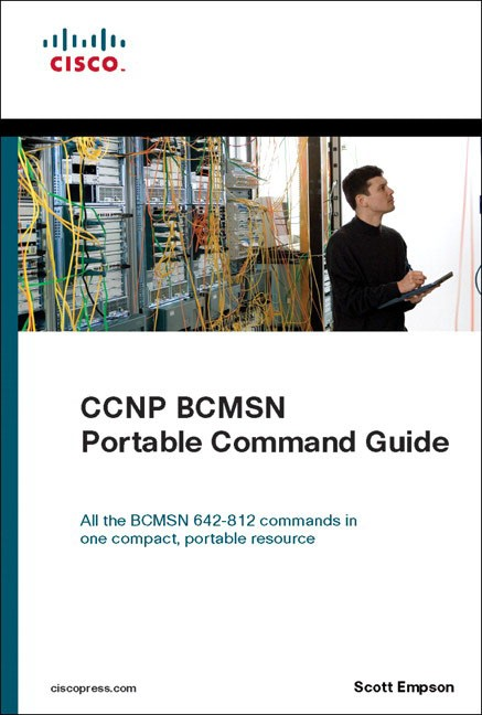CCNP ONT - Portable Command Guide Author: Scott Empson Published: Dec 2007 ISBN: 9781587201851 Pages: 250 Pris: 302,00 Kr.