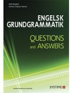 Engelsk grundgrammatik. Questions and Answers 1.