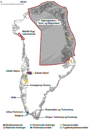 National Park of North and East Greenland and other