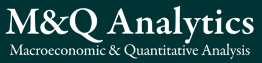 About M&Q Analytics M&Q Analytics is an economic advisory firm specialized in economic and quantitative analysis.