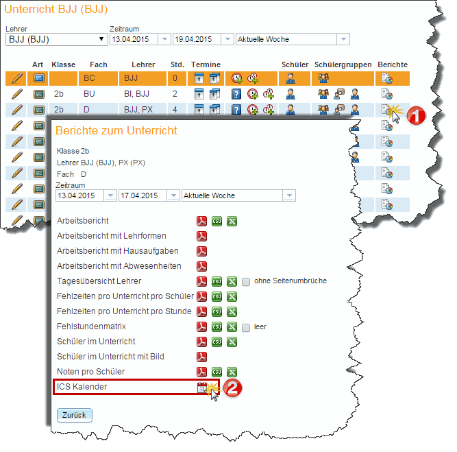ICS Kalender Download 21 Nogle kalenderapplikationer tillader, at data kan importeres til en separat kalender.