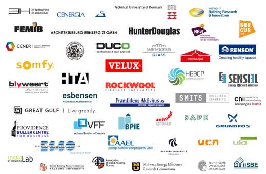 The International Active House Alliance - members