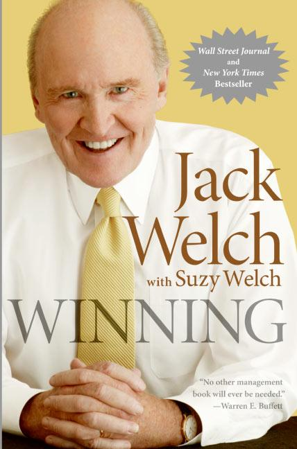 Fremtidens leder The Jack Welch of the future cannot be