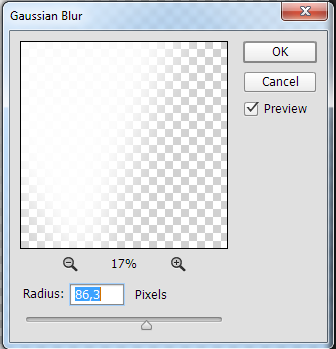 SMART OBJECT & FILTER SMART OBJECT LENS CORRECTION GAUSSIAN BLUR Alle objekter er konverteret til Smart Object.