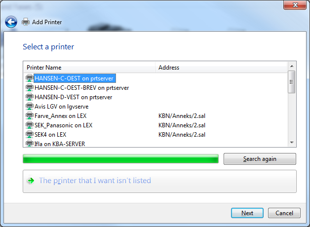 how to add pdf printer to win 8 devices