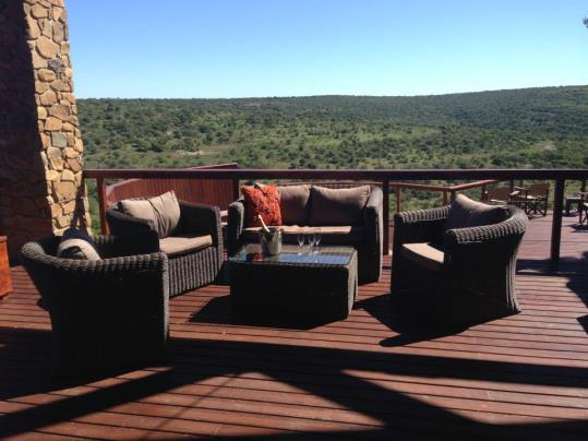 Sydafrika Greys Gift Lodge Eastern cape Your African Home - familiens afrikanske farm! Greys Gift Lodge er beliggende i Eastern Cape godt og vel 2 timers kørsel fra Port Elizabeth.