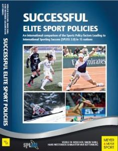 VÆSENTLIGE FAKTORER FOR SUCCES I ELITESPORT SPLISS stands for Sports policy factors leading to international sporting success.