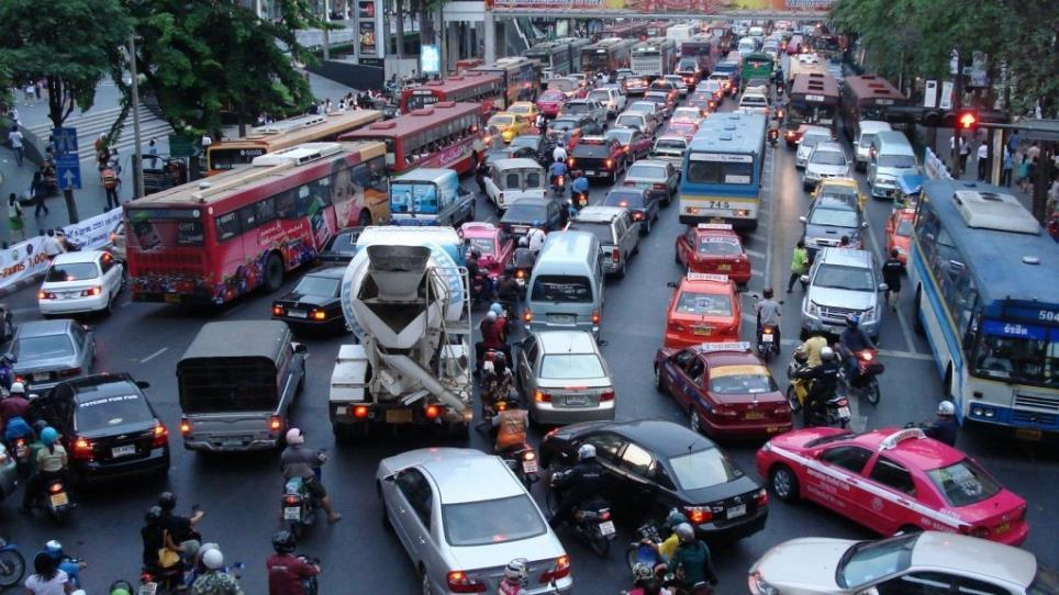 INADEQUATE INFRASTRUCTURE - CONGESTION AND