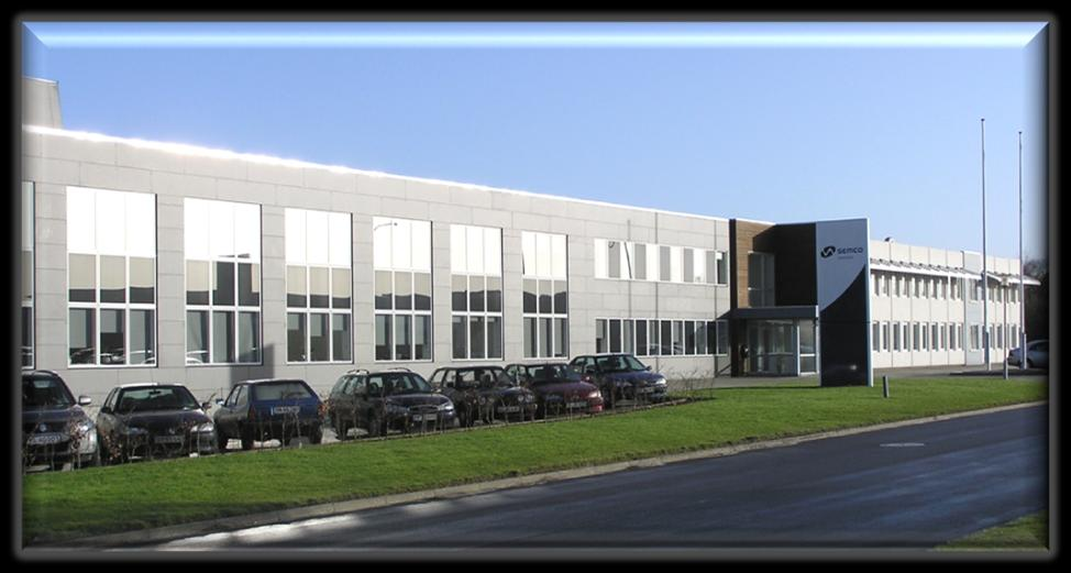 Semco Maritimes Head office in Esbjerg Semco Maritime is an authentic brand that originates from a solid base in Esbjerg, Denmark.