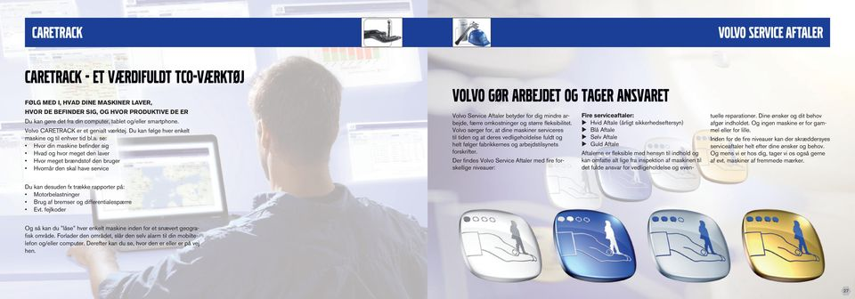 tphone. Volvo CARETRACK er et genial