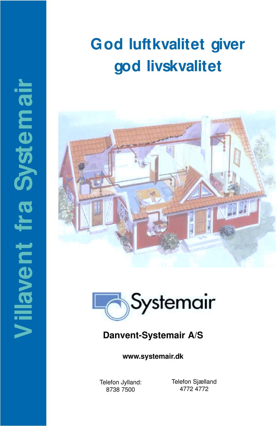 Danvent-Systemair A/S www.systemair.