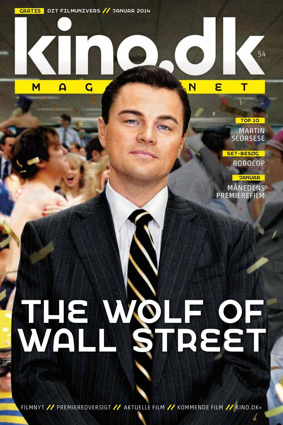 PREMIEREFILM THE WOLF OF WALL STREET FILMNY T //