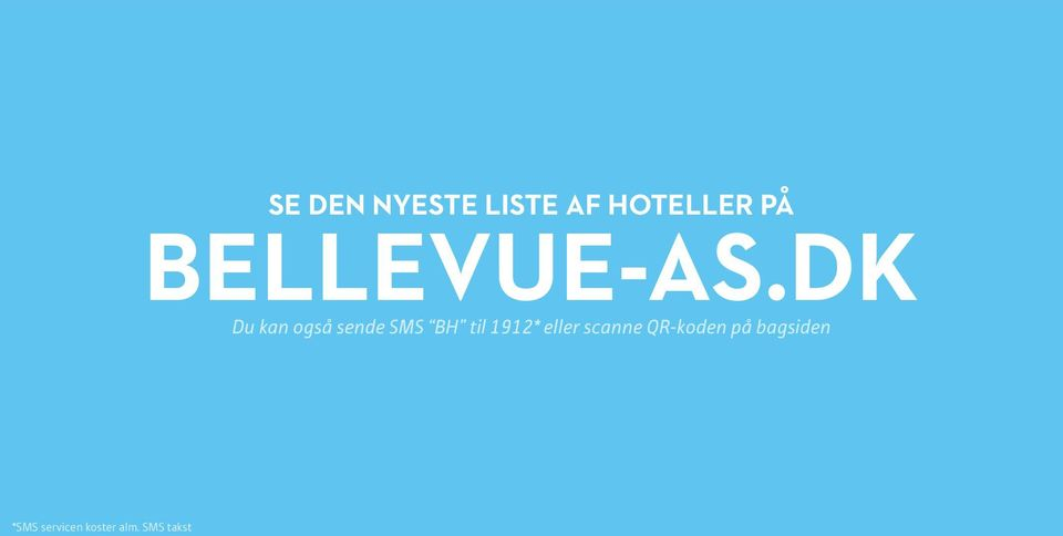 hoteller på bellevue-as.