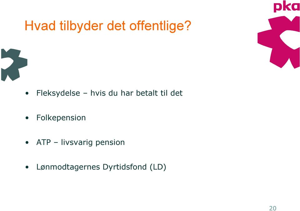 det Folkepension ATP livsvarig