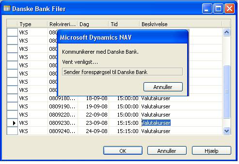 NY CONTINIA PAYMENT MANAGEMENT VERSION Vi har netop frigivet version 2.07 af Contnia Payment Management til Microsoft Dynamics NAV.