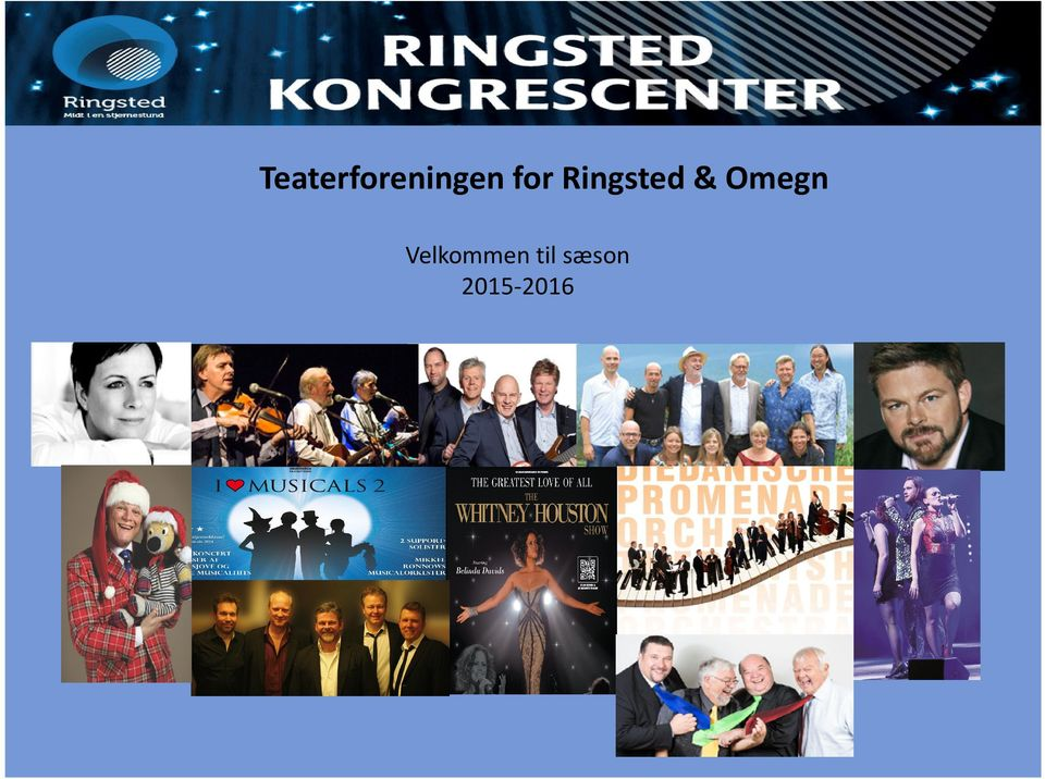 for Ringsted &