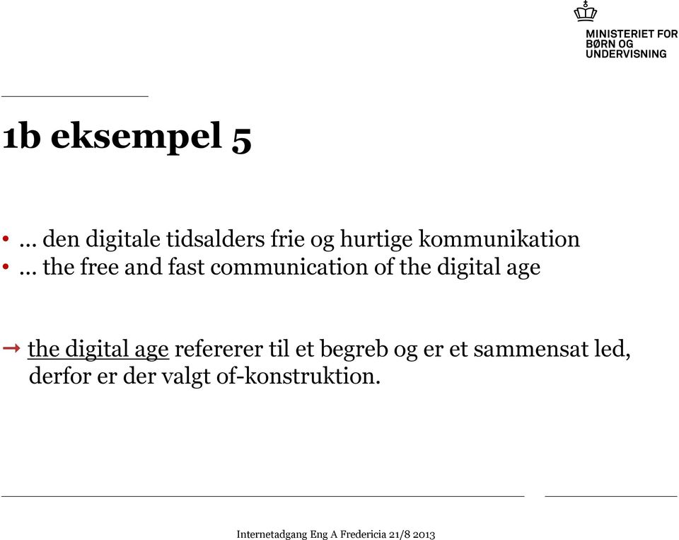 "digital age "" the digital age refererer til et begreb"