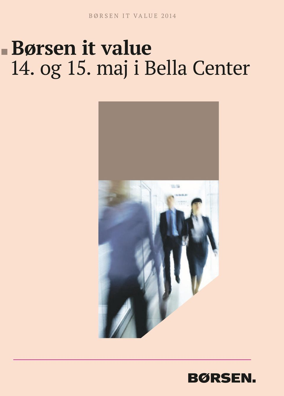 maj i Bella Center Årets