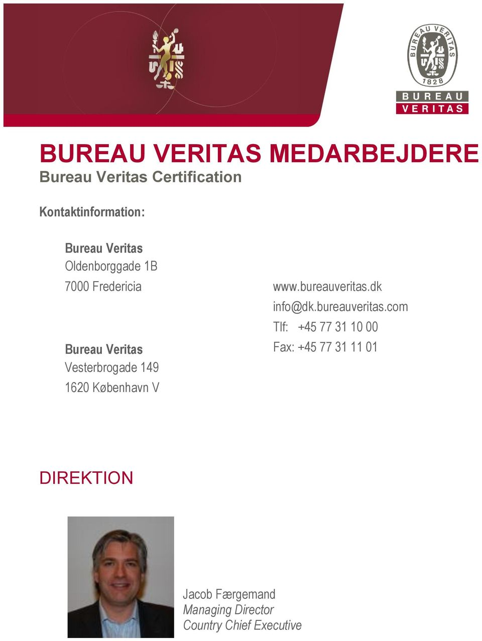 bureau veritas medarbejdere bureau veritas certification pdf. Black Bedroom Furniture Sets. Home Design Ideas