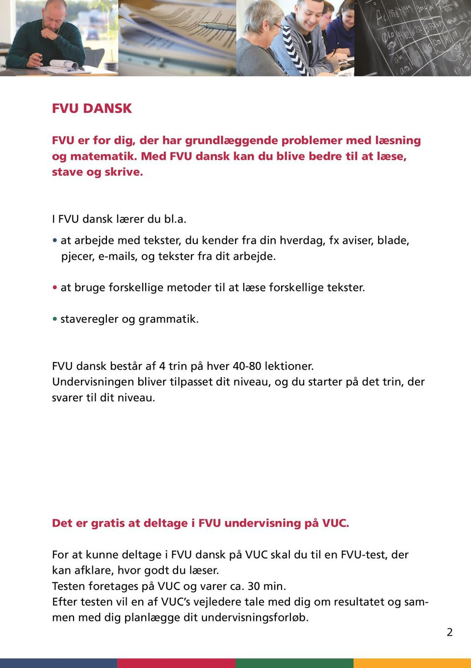 vuc fjern undervisning