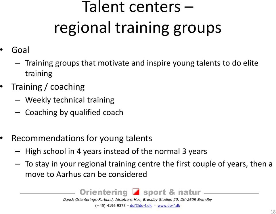coach Recommendations for young talents High school in 4 years instead of the normal 3 years To