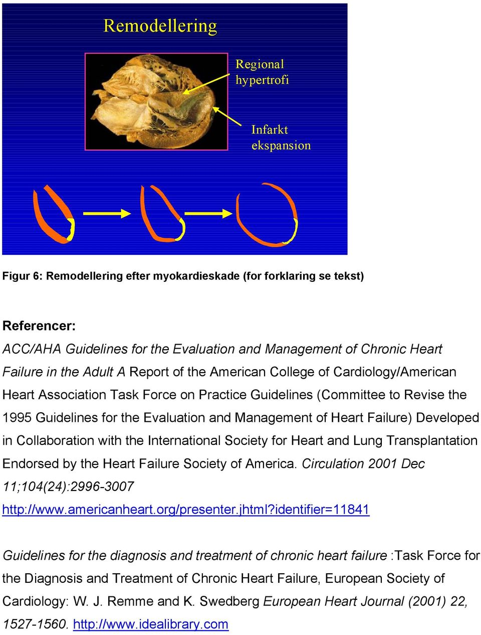 Management of Heart Failure) Developed in Collaboration with the International Society for Heart and Lung Transplantation Endorsed by the Heart Failure Society of America.