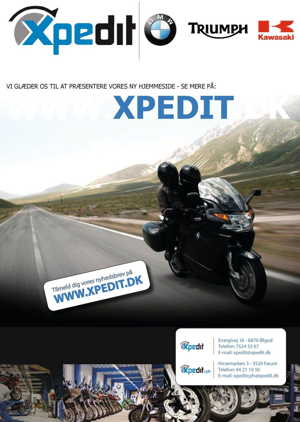 53 67 E-mail: xpedit@xpedit.