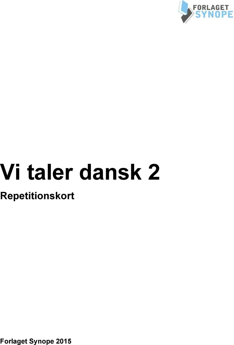 Repetitionskort