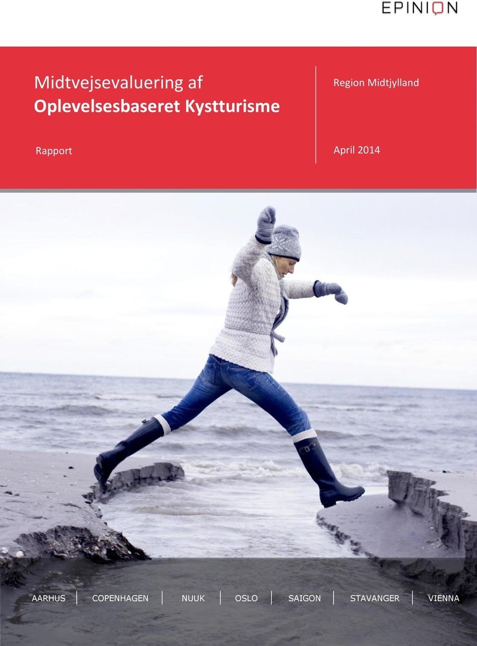Region Midtjylland Rapport April