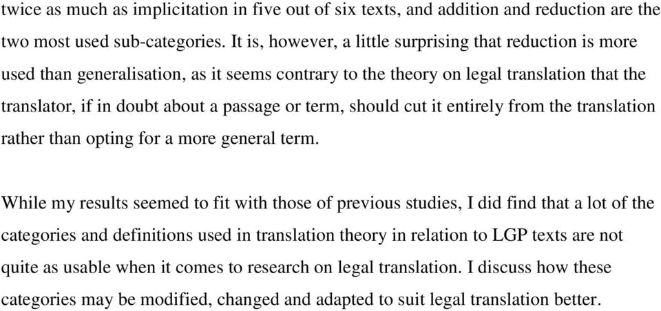 passage or term, should cut it entirely from the translation rather than opting for a more general term.
