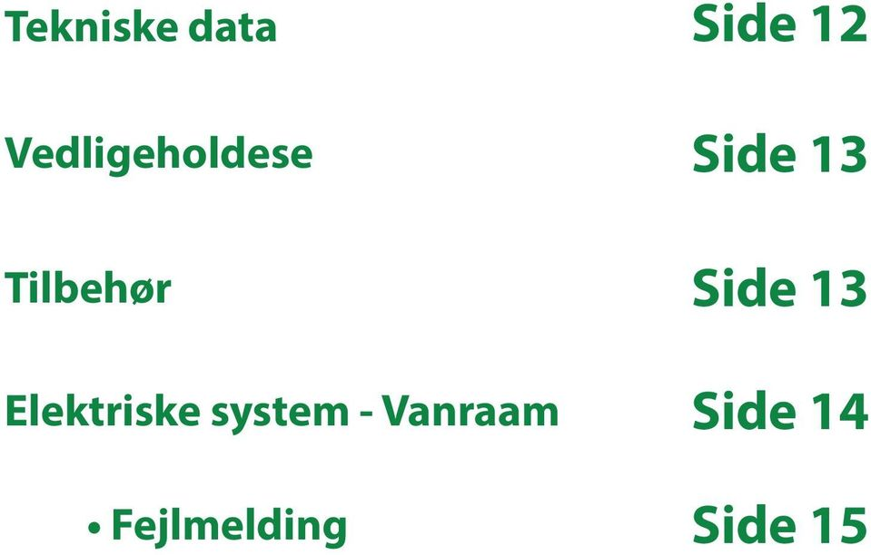 Vanraam Fejlmelding Side 12