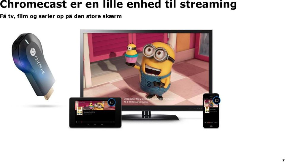 streaming Få tv, film