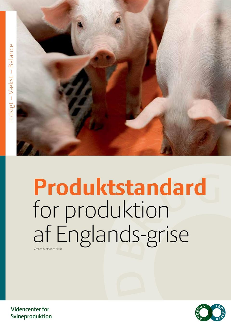 Produktstandard for produktion