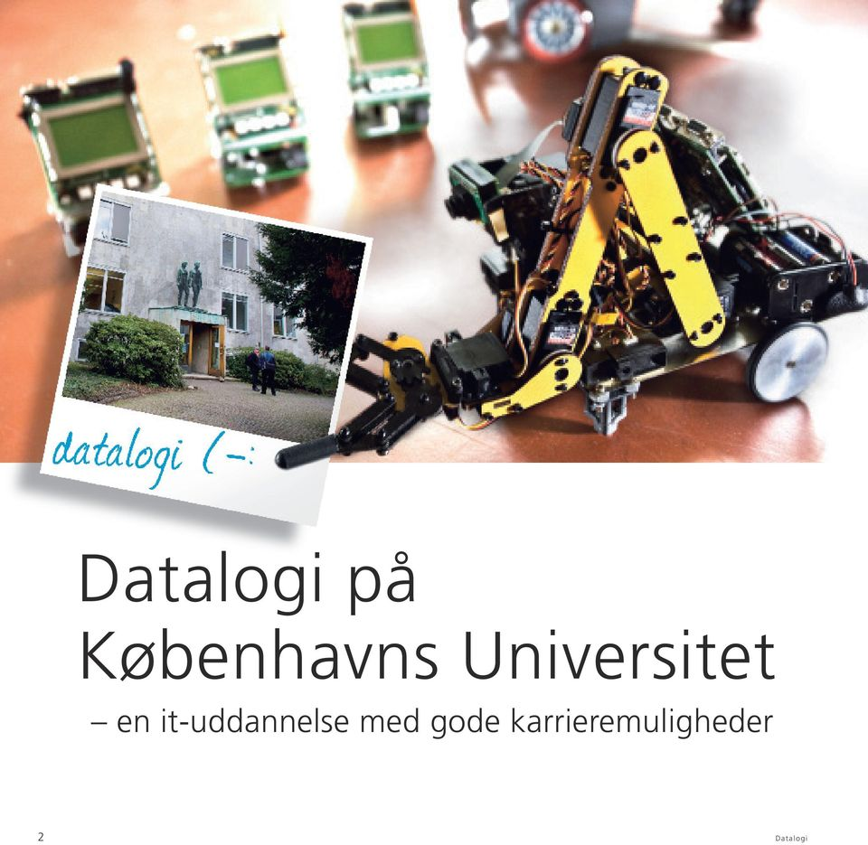 Universitet en it-uddannelse