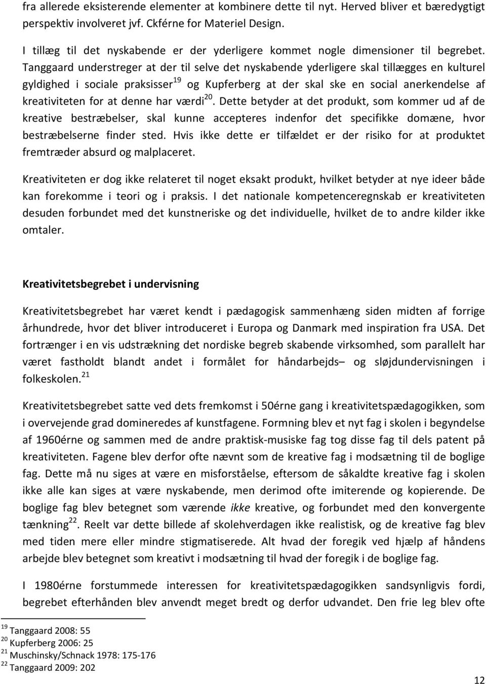 kreativitet richard florida