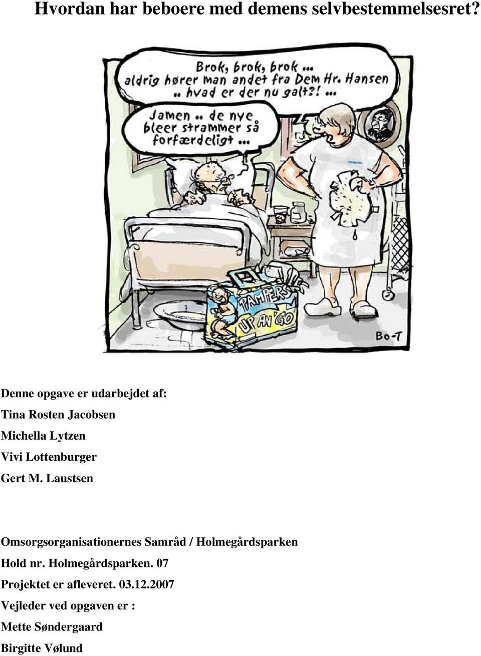 Lottenburger Gert M.